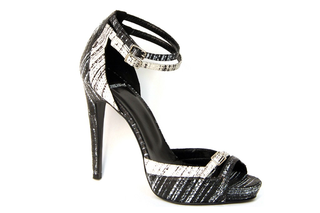 hardy wedding shoes black and white 1 onewed