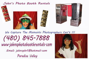 photo of John's Photo Booth Rentals
