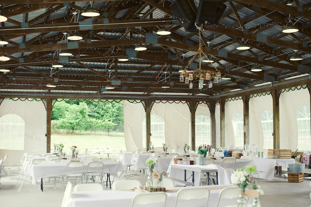 elegant rustic wedding real wedding photos tent indoor outdoor venue