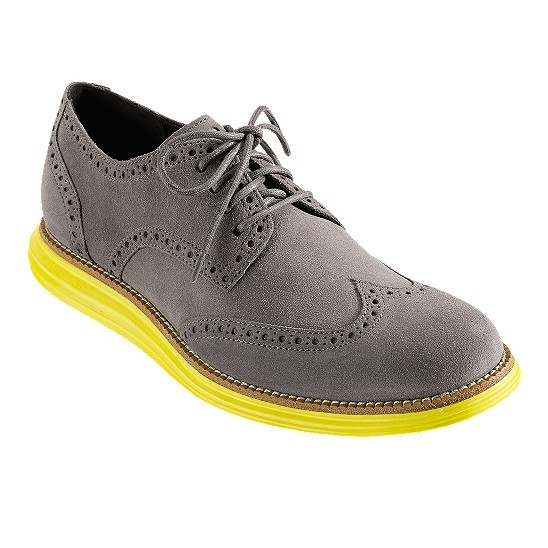 cool shoes for the groom Cole Haan