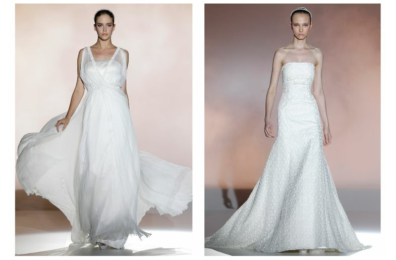 wedding dresses by Rosa Clara spring 2013 bridal gown 12
