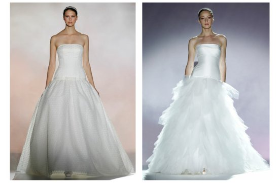 wedding dresses by Rosa Clara spring 2013 bridal gown 11