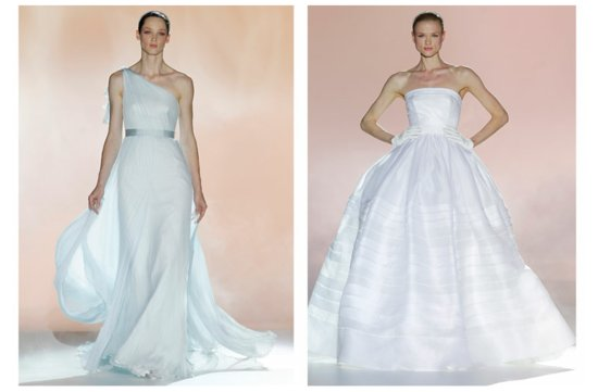 wedding dresses by Rosa Clara spring 2013 bridal gown 8