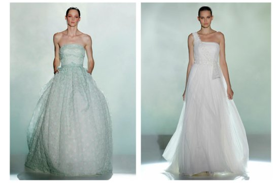 wedding dresses by Rosa Clara spring 2013 bridal gown 6