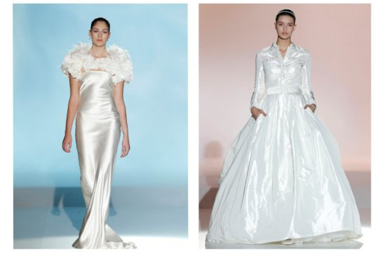 wedding dresses by Rosa Clara spring 2013 bridal gown 4