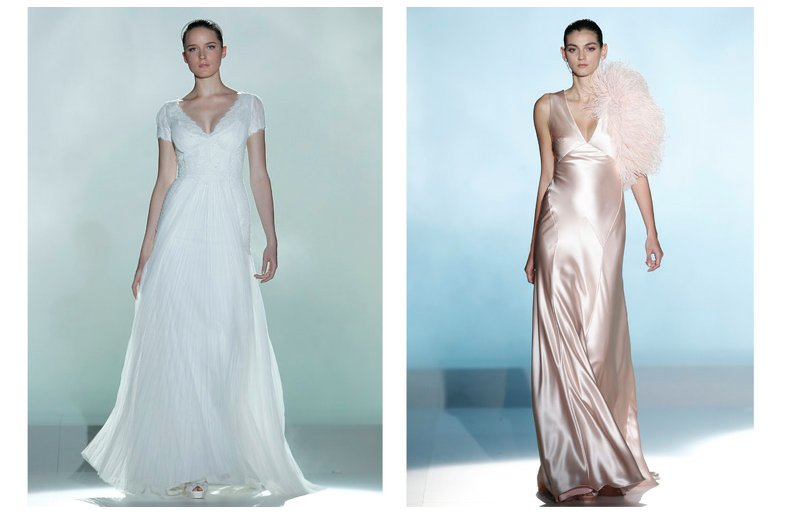 wedding dresses by Rosa Clara spring 2013 bridal gown 3