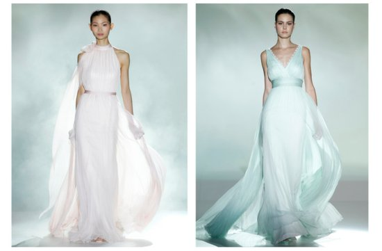 wedding dresses by Rosa Clara spring 2013 bridal gown 2