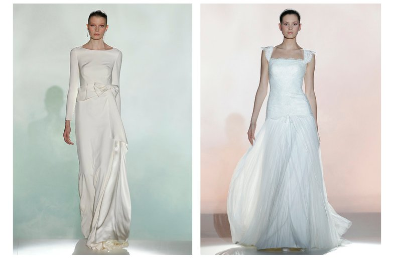wedding dresses by Rosa Clara spring 2013 bridal gown 1
