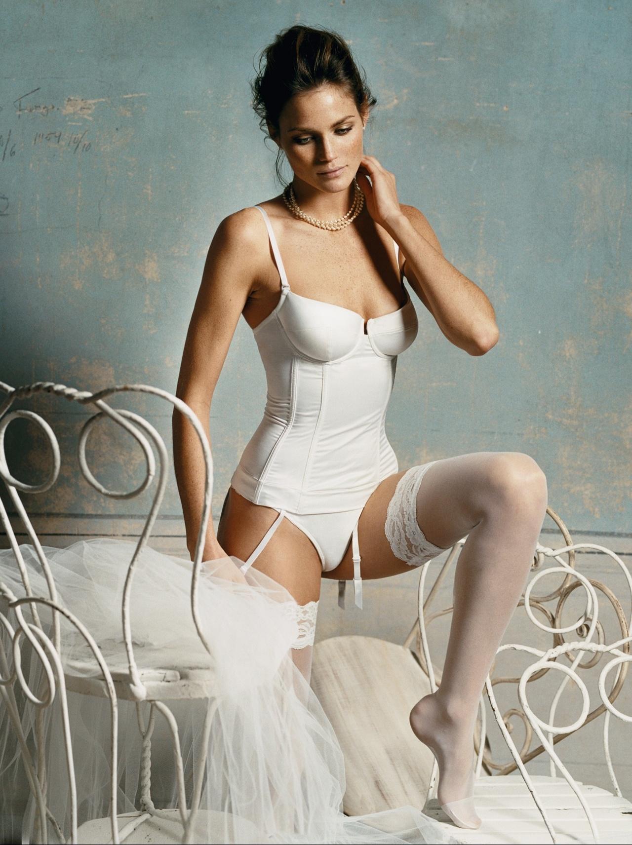 bridal lingerie wedding night