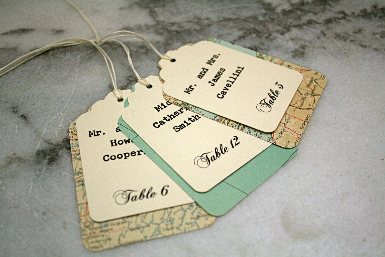 handmade wedding escort cards etsy wedding stationery maps