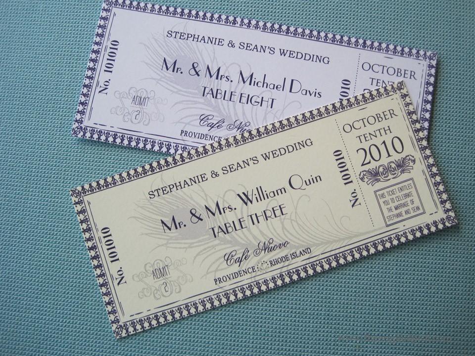 Handmade-wedding-escort-cards-for-vintage-weddings-tickets.full
