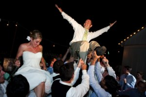 photo of 5 Ways to Do Jewish at your Non-Jewish/Interfaith Wedding!