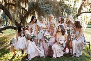 photo of Well Dressed—Bridesmaids Edition