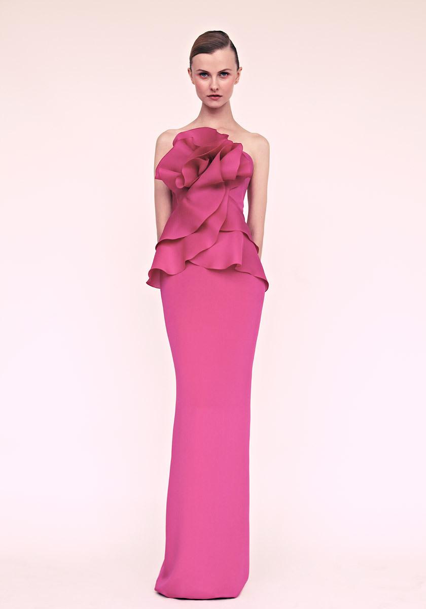 Marchesa Wedding Inspiration Bridesmaids Dresses For Spring Summer Berry 2
