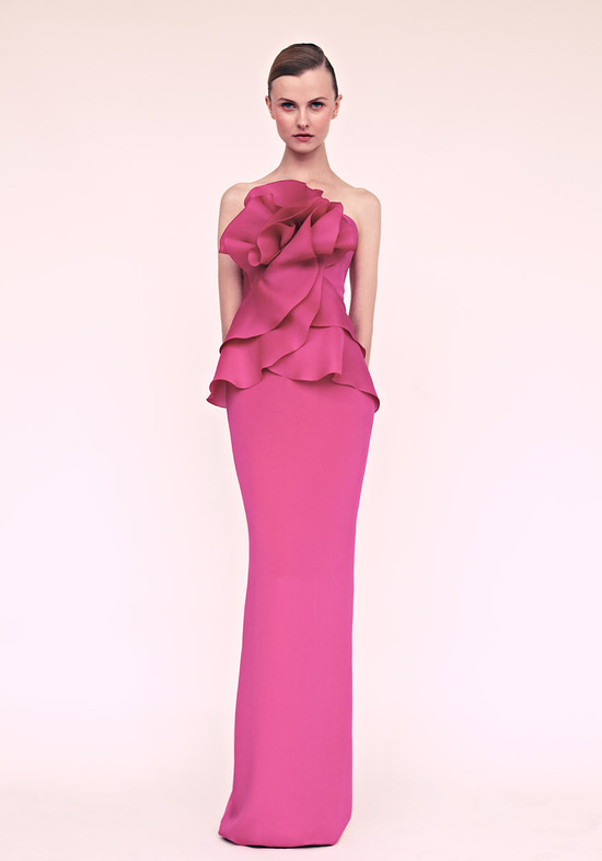 marchesa wedding inspiration bridesmaids dresses for spring summer berry 2