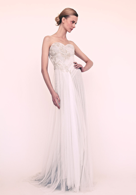 marchesa wedding dress for beach brides 1