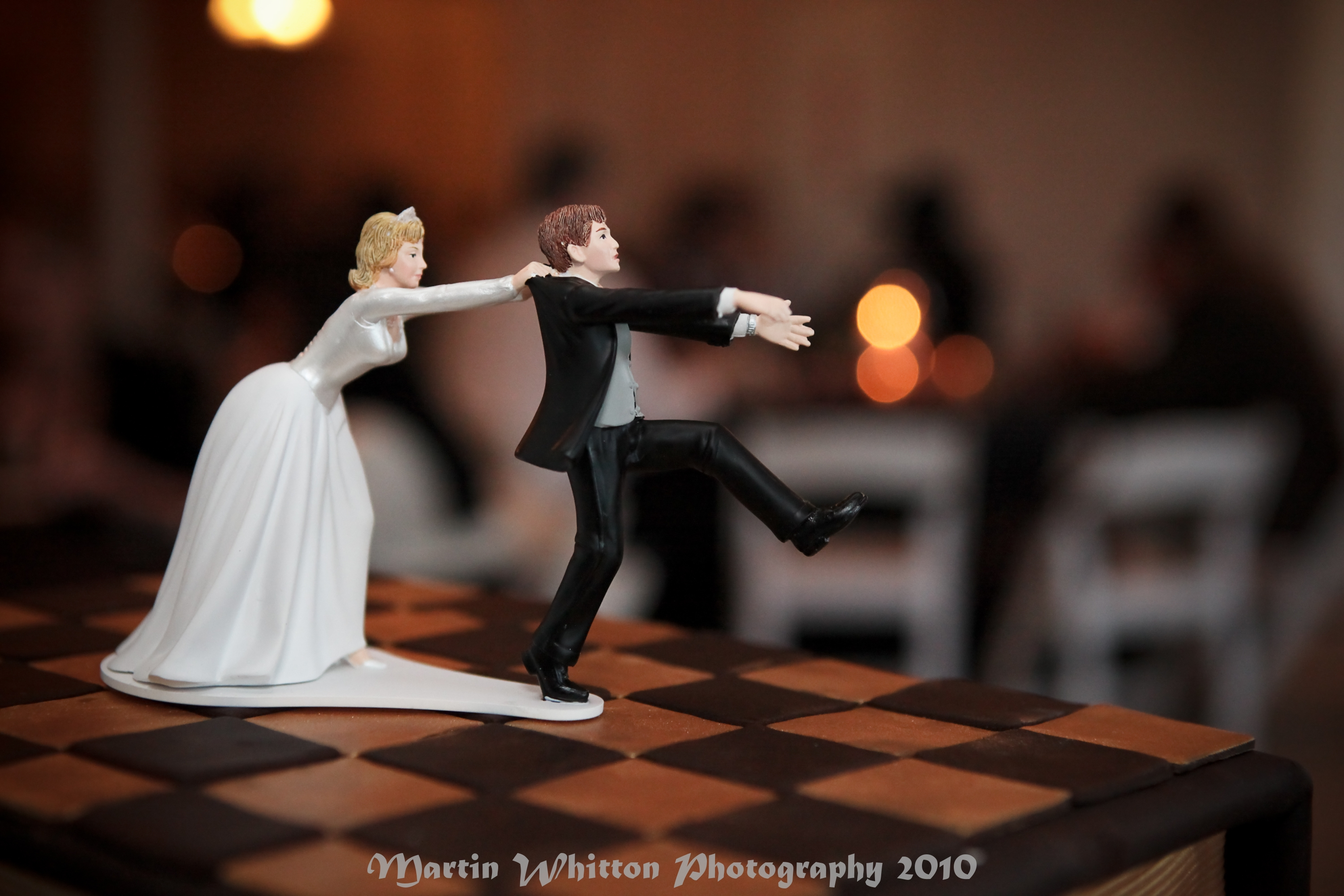How To Spot A Groomzilla Groom Running From Bride