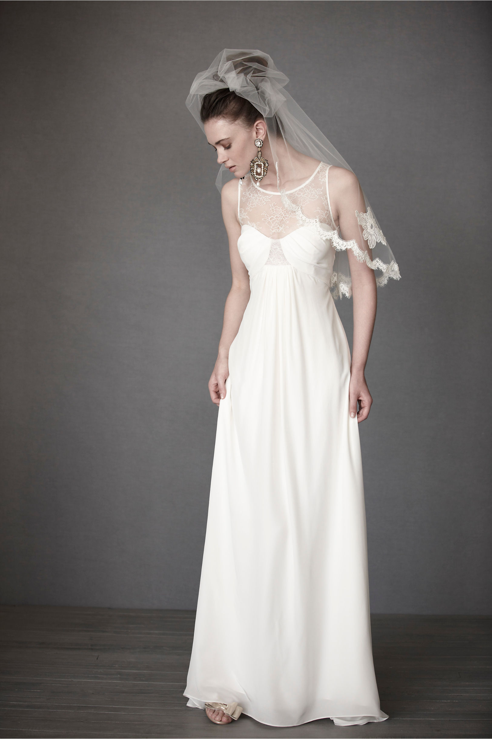 2013 wedding dress bhldn bridal gowns 1 for Anthropologie beholden wedding dress