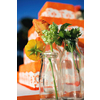 Tangerine-white-wedding-cake-simple-wedding-centerpieces.square