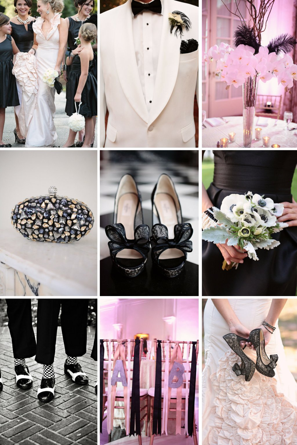 Black-and-white-wedding-with-pops-of-blush-pink-2.full