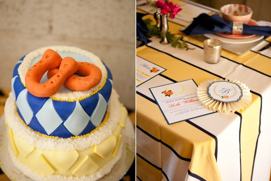 fun bridal shower theme ideas Kentucky Derby bridal brunch 4