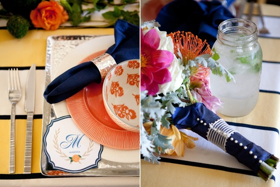 fun bridal shower theme ideas Kentucky Derby bridal brunch 3