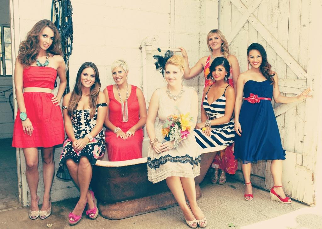 Fun-bridal-shower-theme-for-summer-red-white-blue-kentucky-derby.full