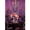 Elegant-purple-silver-ivory-wedding-reception-sweetheart-table-mirrored-touches.square