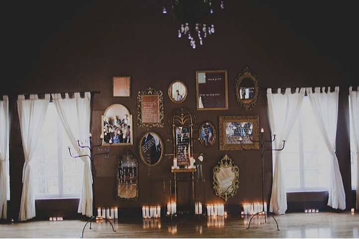 Rustic-wedding-decor-mirrors-candles-3.full