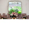 Vintage-romance-wedding-guest-favors-with-mirror-backdrop.square