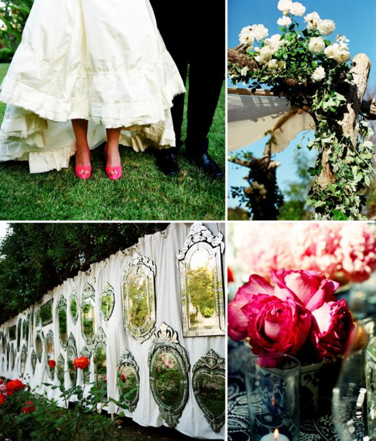 tips to getting your wedding featured