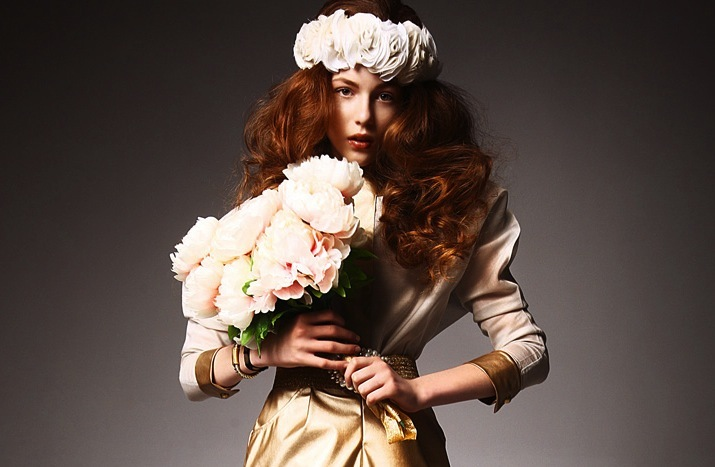 Romantic-dramatic-wedding-hairstyle-for-redhead-brides.full
