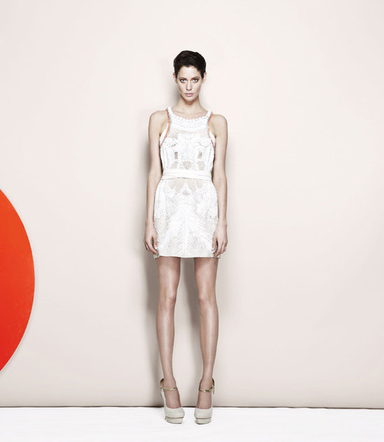 photo of sass and bide wedding style lookbook bridal separates 2