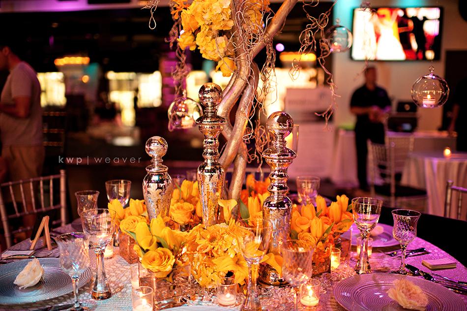 Artistic-wedding-photography-elegant-indoor-venue-branchy-centerpieces-2.full