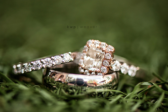 real wedding detail shot reasons to splurge on the wedding photographer engagement ring wedding band