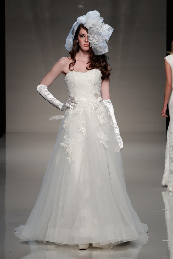 london 2013 wedding dress international bridal gowns 5