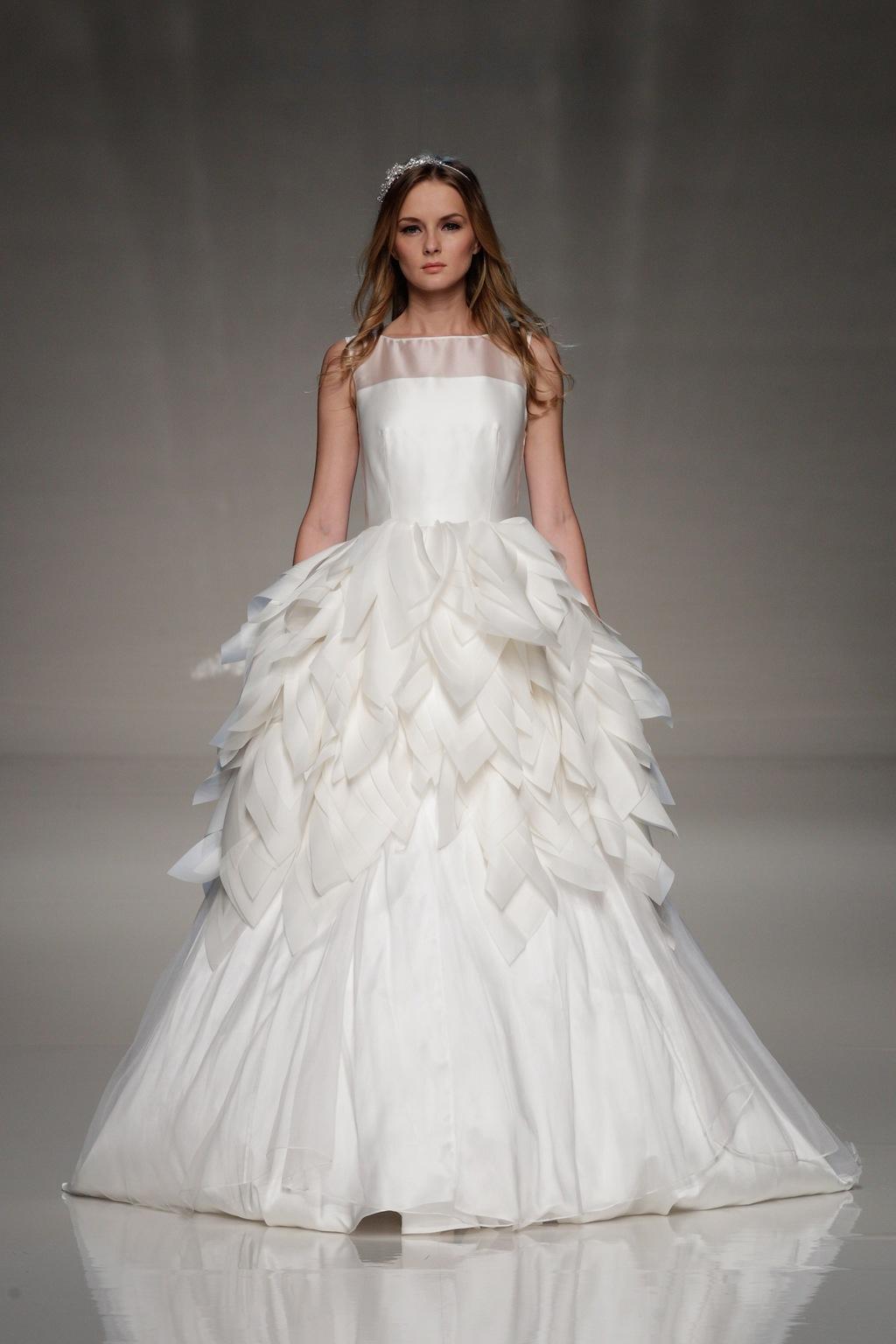 london 2013 wedding dress international bridal gowns elizabeth stuart 2