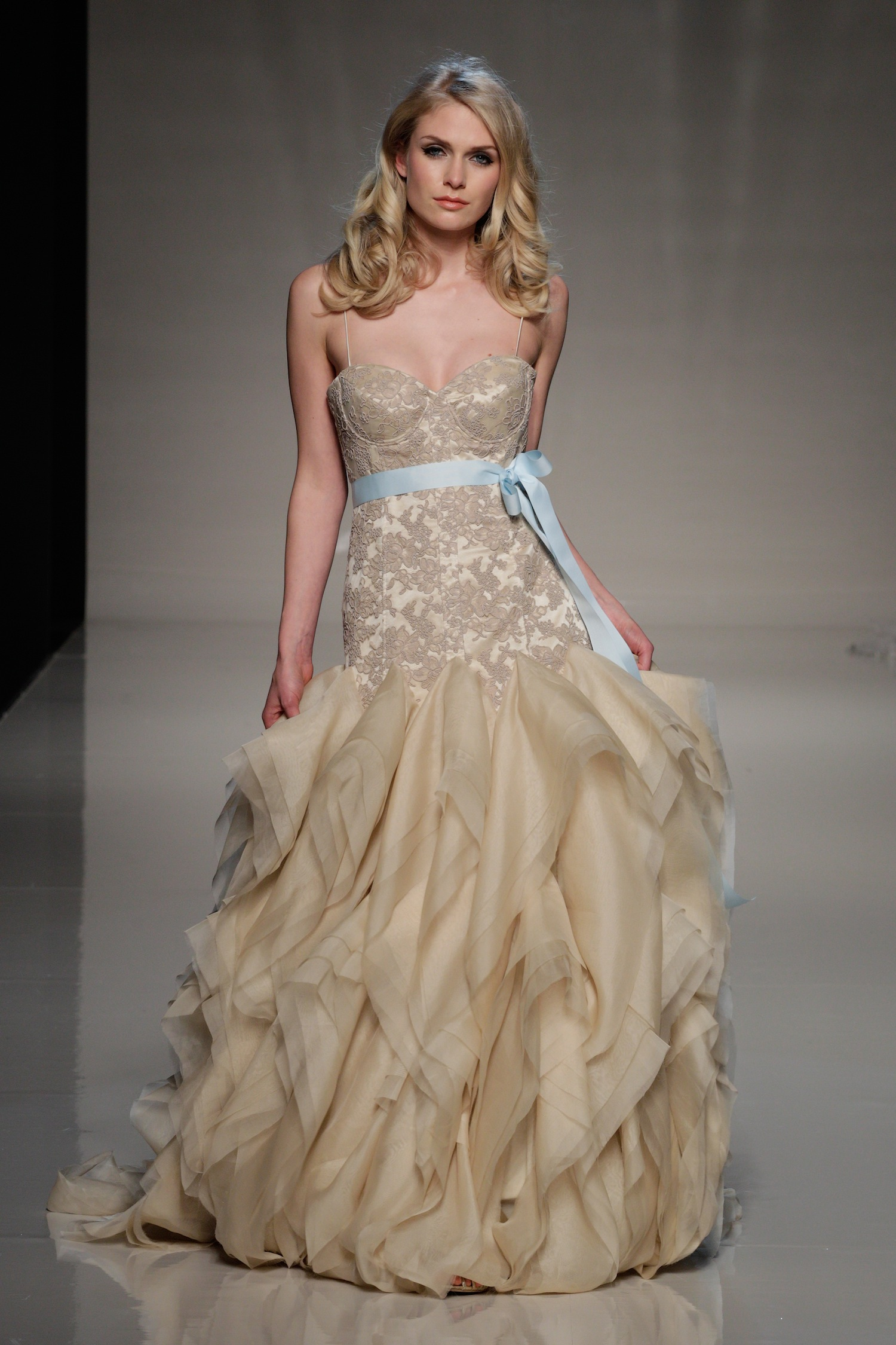 London 2013 wedding dress international bridal gowns for Wedding dress pictures 2013