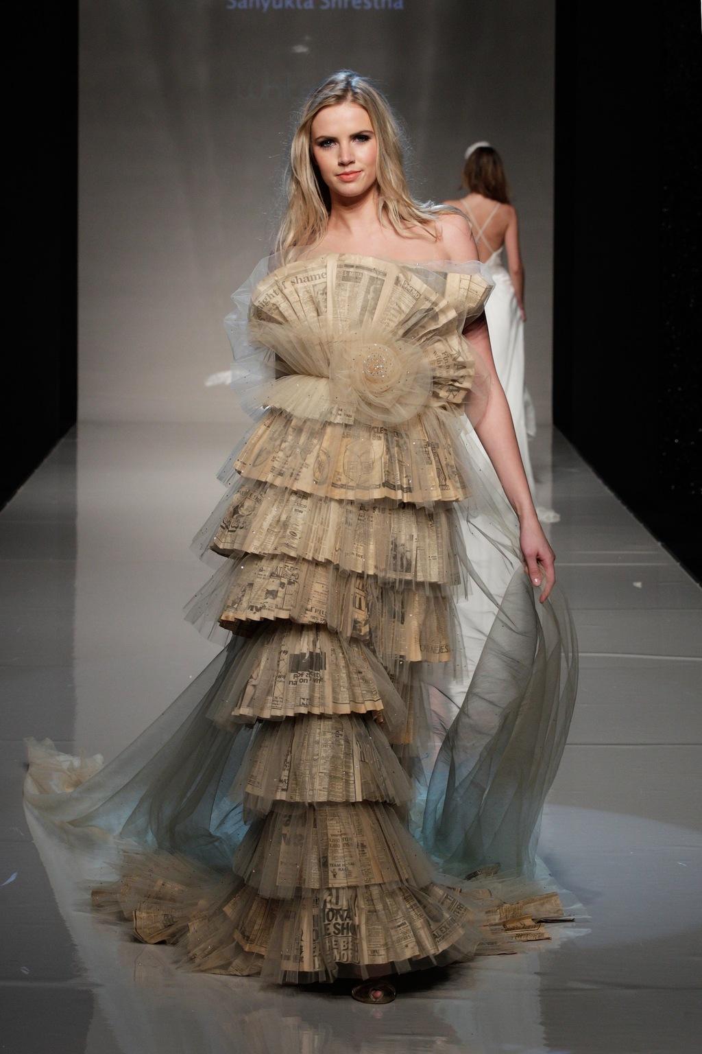 London-2013-wedding-dress-international-bridal-gowns-sanjuka-newspaper-wedding-dress.full