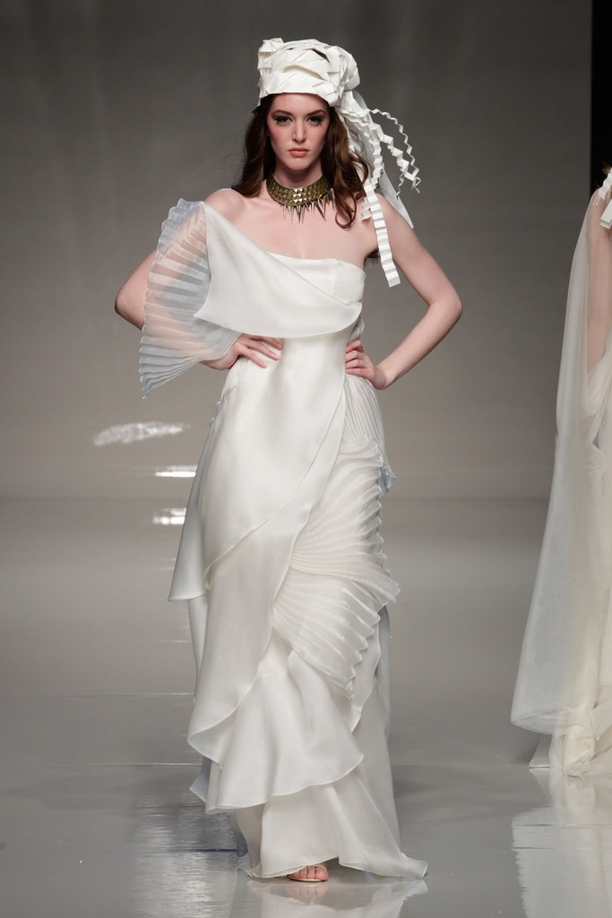 photo of The London Wedding Dress Report for 2013