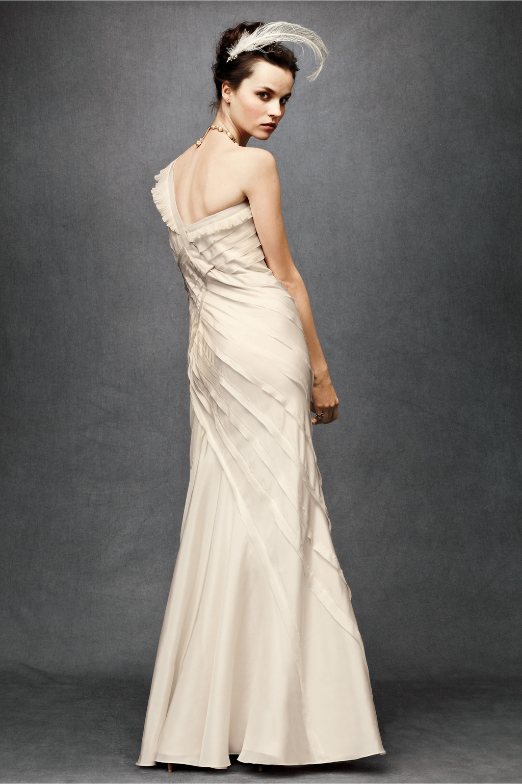 Ribboned-silk-wedding-dress-2011-bhldn-ivory-one-shoulder-back.full