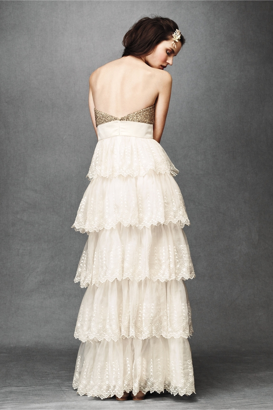 photo of Burnished Organza Gown