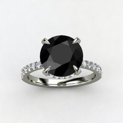 Carrie-engagement-ring-black-diamond-pave-stones-top.full