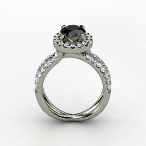 photo of Orbit Engagement Ring