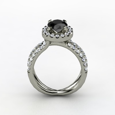 Orbit Engagement Ring
