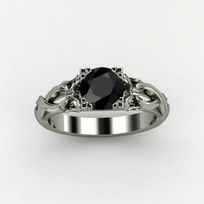 Ribbon-engagement-ring-black-diamond-modern-3.full