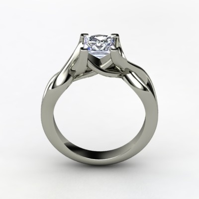 photo of Twist Engagement Ring