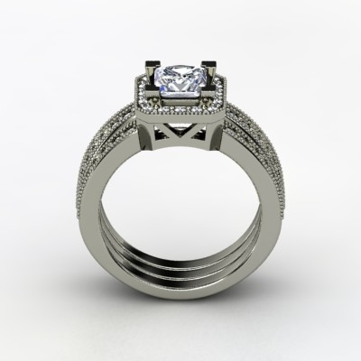 photo of Va Voom Engagement Ring