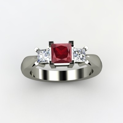 Ariel Engagement Ring