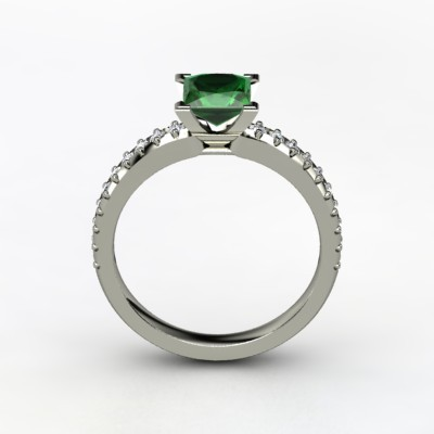 photo of Audrey Engagement Ring
